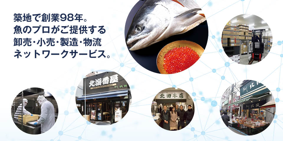 北田水産グループ